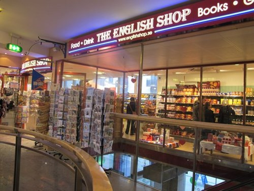 the english shop s u00f6derhallarna 110 stockholm